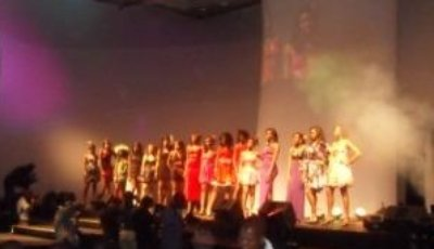 Miss Botswana pageant semi finals