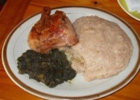 traditional Botswana food